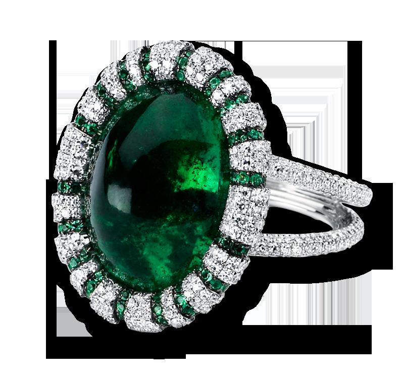 Cocktail Ring Von Birkin