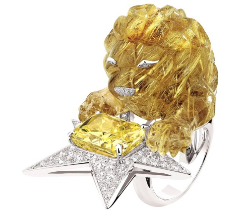Chanel-Lion-ring