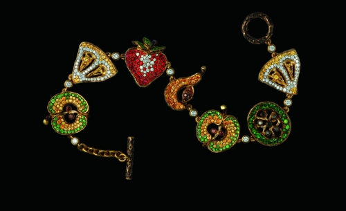 Russian-Jewellery-Theatre-Caravaggio-collection-charm-bracelet1