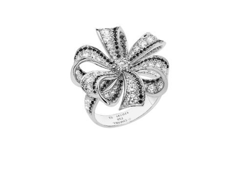 Chanel Ruban Couture Ring