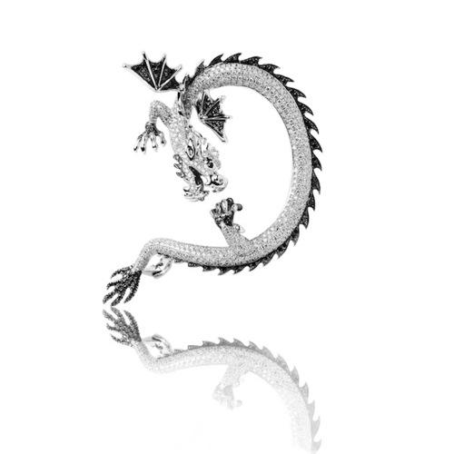 Elise Dray Dragon Mono Earring