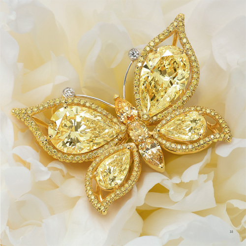 leviev diamond butterfly