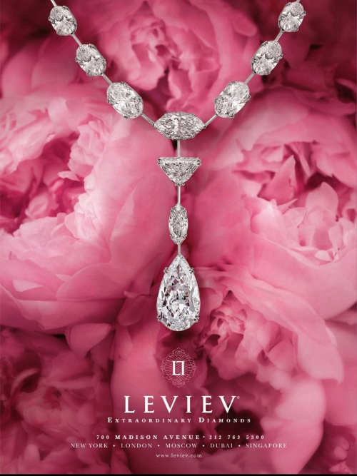 Leviev diamonds ad