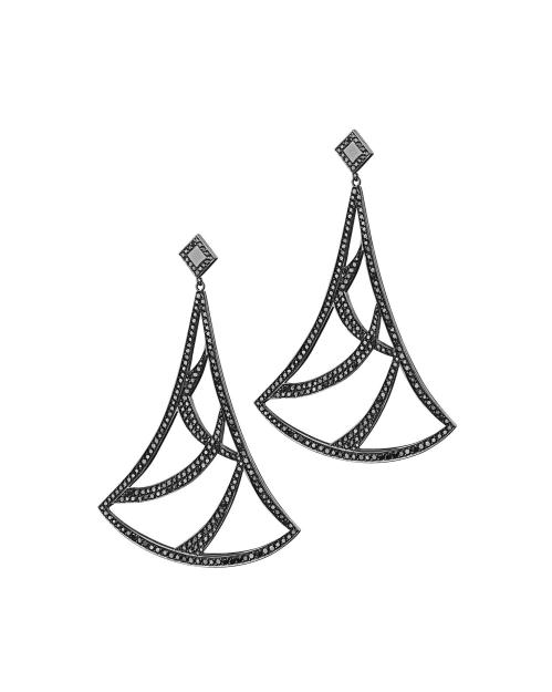 azature bell earrings